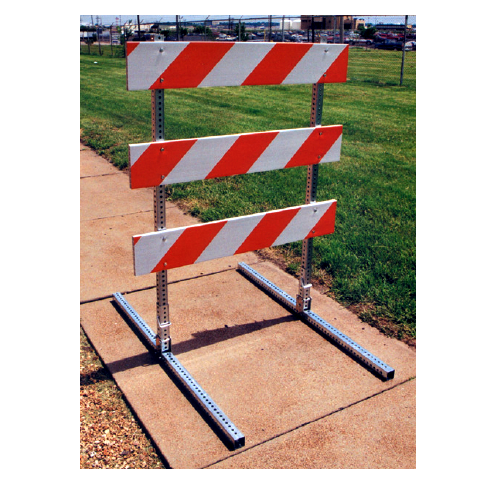 Type III Barricade - U.S. Signs and Safety
