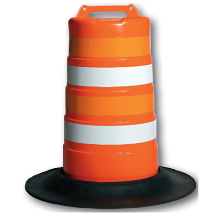 Traffic Cones And Barrels U S Signs And Safety