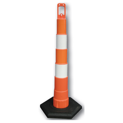Channelizer Cone - U.S. Signs and Safety