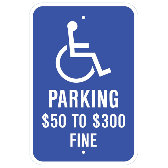 Missouri-Handicap Parking Sign - U.S. Signs and Safety