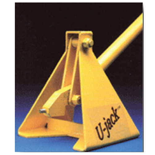 Post Puller - U-Jack Post Puller for U-channel or square tube posts - U.S. Signs and Safety