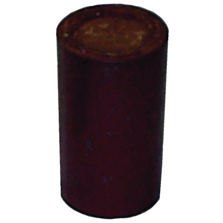 Drive Cap - Round post heavy duty drive cap for 2 3/8