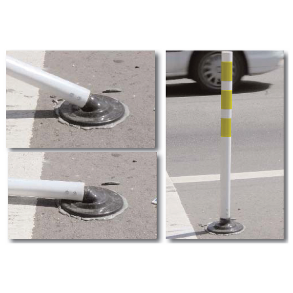 Reboundable Delineators - U.S. Signs and Safety