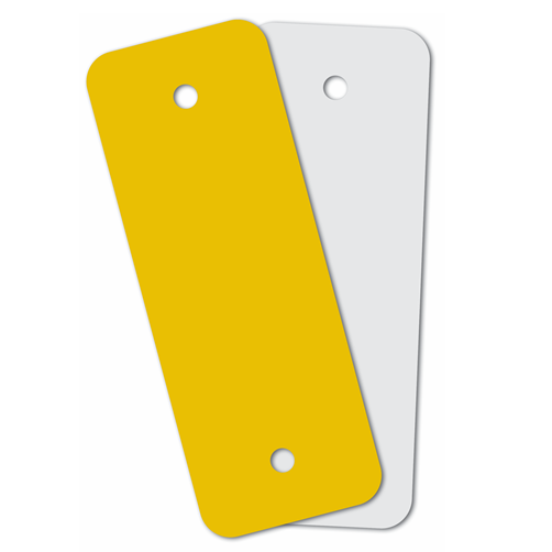 Plain Rectangle Object Marker Sign - U.S. Signs and Safety
