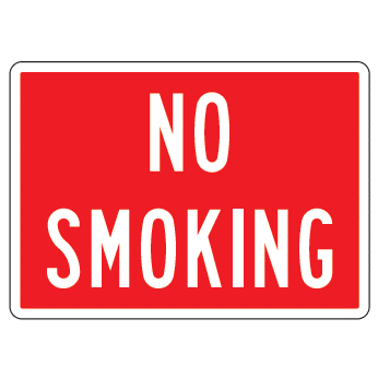 No Smoking Sign - U.S. Signs and Safety
