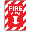 Fire Hose Sign - U.S. Signs and Safety - 1