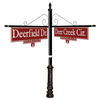 Deerfield Style Street Name Sign - U.S. Signs and Safety - 2