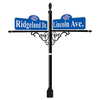 Ridgeland Style Street Name Sign - U.S. Signs and Safety - 2
