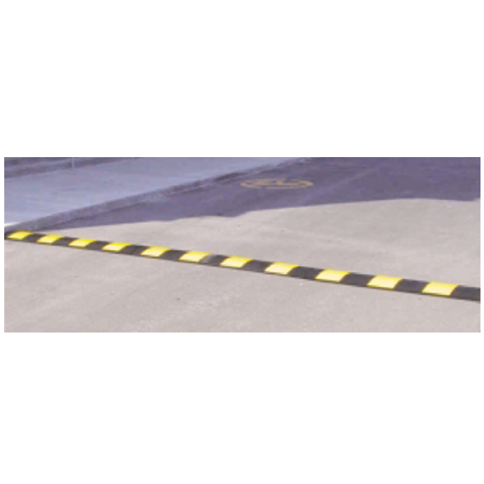 Rubber Speed Bump - U.S. Signs and Safety