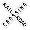 Railroad Crossing Sign - U.S. Signs and Safety - 1
