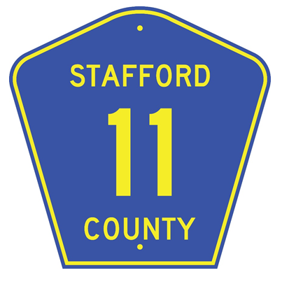 County Route Marker Sign - U.S. Signs and Safety