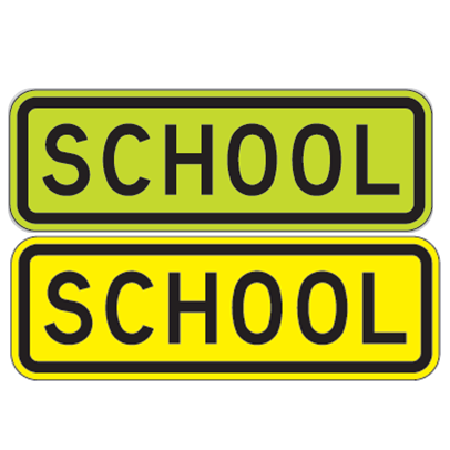 School Sign - U.S. Signs and Safety - 1