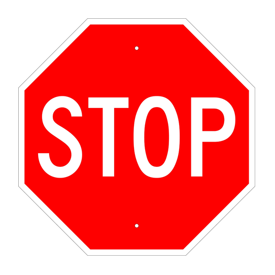 Stop Sign - U.S. Signs and Safety