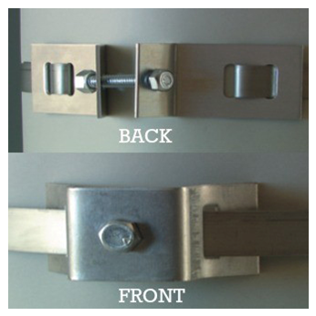 Buckle Bracket Set - U.S. Signs and Safety