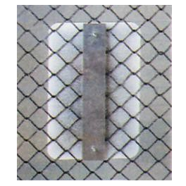 Chain Link Fence Bracket - U.S. Signs and Safety