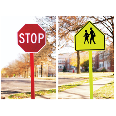 Post Reflectors - U.S. Signs and Safety - 1