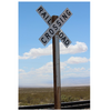 Railroad Crossing Sign - U.S. Signs and Safety - 2