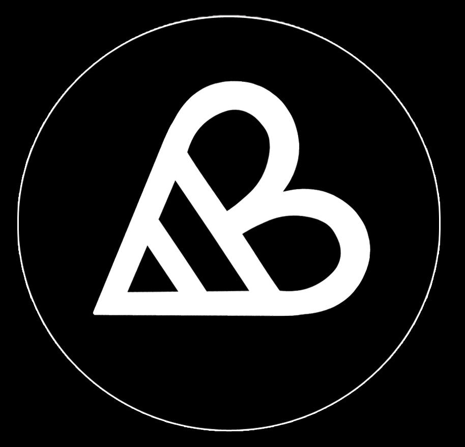 AB Logo Sticker