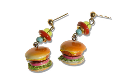 Busy Body Earrings