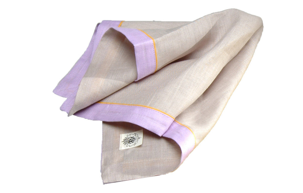 Purple Saffron Napkin