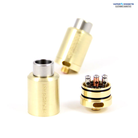 Authentic Kennedy V2 Competition 22mm RDA Brass | Vapor Widgets
