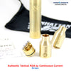 Authentic Tactical Warhead Atty Brass by Continuous Current | Vapor Widgets
