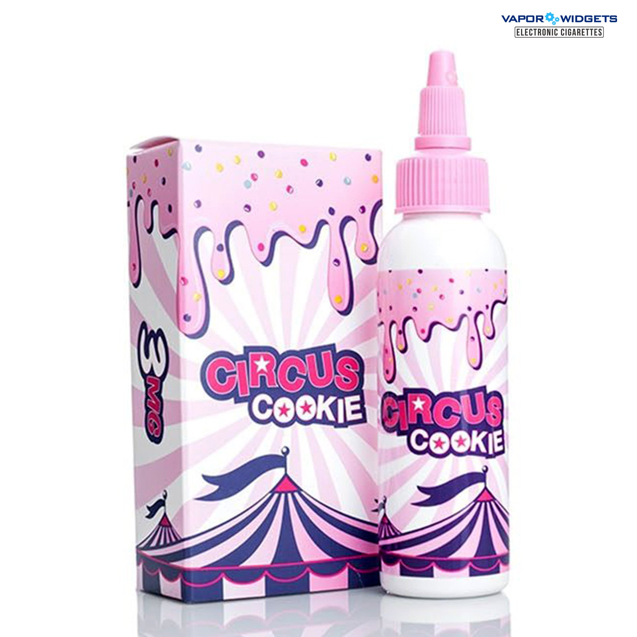 Circus Cookie High VG E-Liquid | Vapor Widgets
