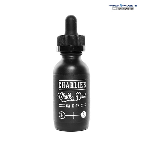 Cosmic Charlie's Chalk Dust Trueberry Sugar And Knife vape juice | vapor widgets