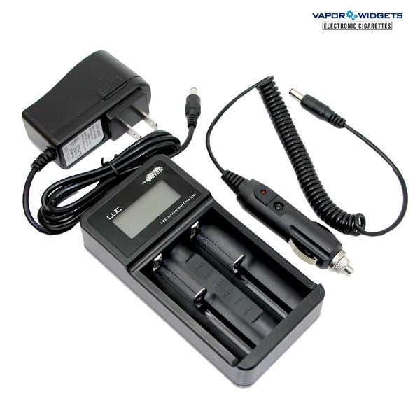 Efest LUC V2 18650 Battery Charger | Vapor Widgets