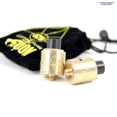 Authentic Goon 24mm RDA Brass | Vapor Widgets