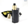 Authentic 528 Custom Vapors Goon RDA Brass and Wismec Reuleaux RX200 MOD | Vapor Widgets