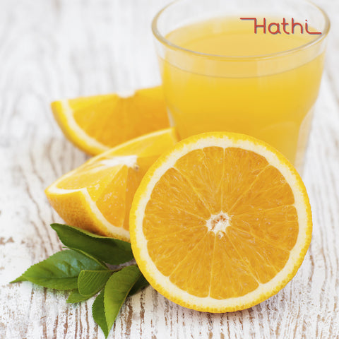Hathi VIBE Premium | eliquid | e juice | Orange