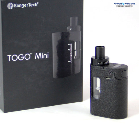 Kanger TOGO Mini All-In-One Starter kit | Vapor Widgets