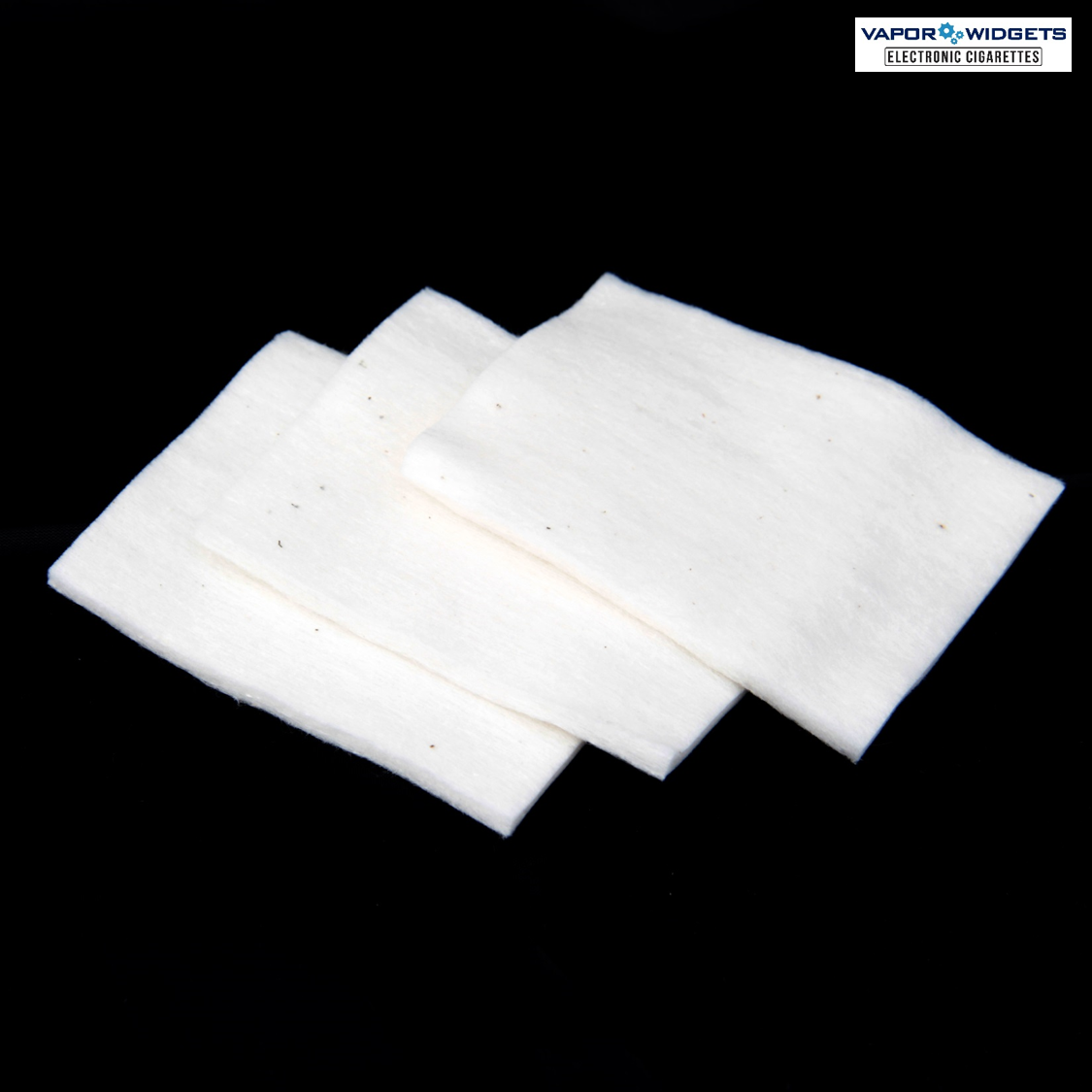 100% organic Japanese cotton pads for vaping | Vapor Widgets