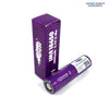 Best quality Purple Efest IMR 18650 high drain button top vape MOD Battery 3.7V, 3000mAh, 35A - Vapor Widgets