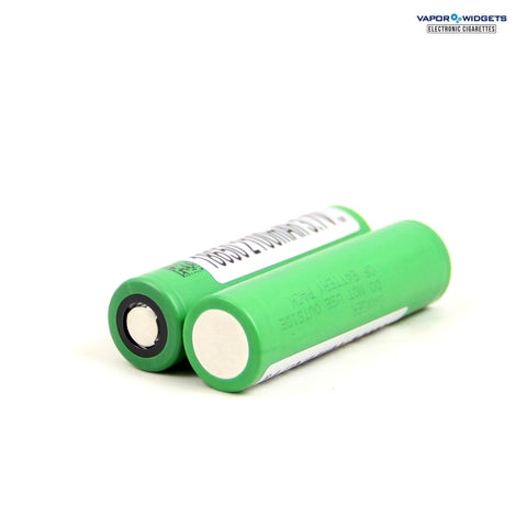 Green Sony VTC4 IMR 18650 vape MOD Batteries - Vapor Widgets
