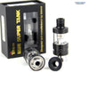 Mini Super Tank Black by Tobeco - Top Fill Subohm Tank | Vapor Widgets