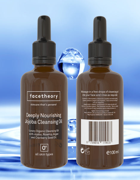 cleansing oil and makeup remover
