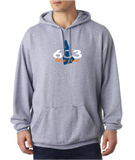 603 live free Tailgate Hoodie
