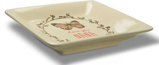 Love You Nana Ceramic Keepsake Dish