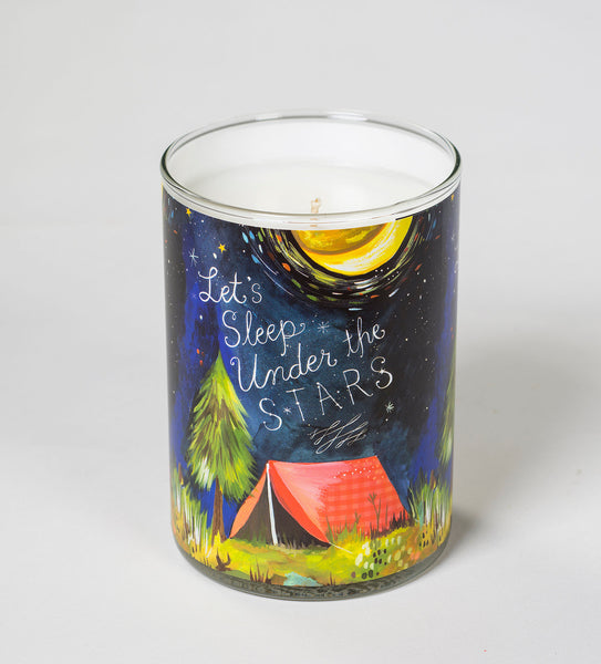 Sleep Under the Stars Candle