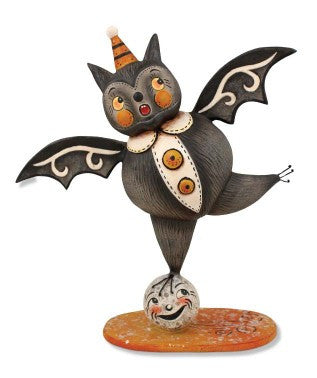 Flying Bat Figure