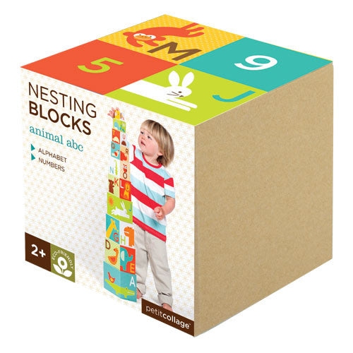 Animal ABCs Nesting Blocks