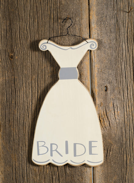 Bride Hang Up Sign