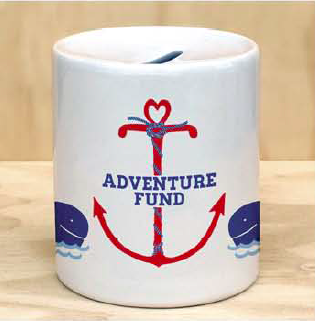 Adventure Coin Bank