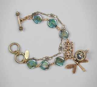 Lilypad Dream Bracelet