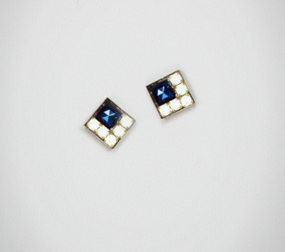Quattro Étoile Earrings