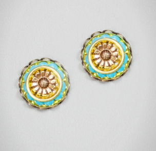 Floral Fortunata Earrings