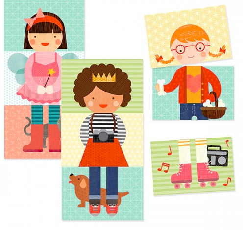 Little Miss Dress-Up Mix + Match