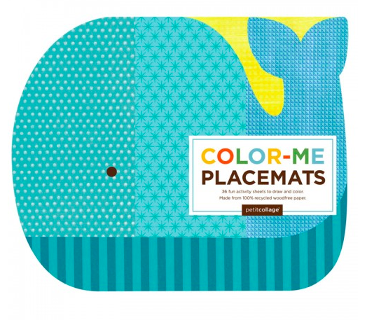 Color-Me Ocean Placemats